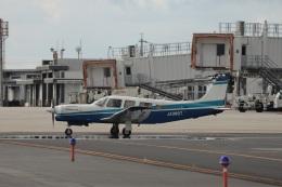 MIRAGE E.Rさんが、出雲空港で撮影した日本個人所有 PA-32R-301T Turbo Saratoga SPの航空フォト(飛行機 写真・画像)