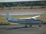 ヒコーキグモさんが、岡南飛行場で撮影した共立航空撮影 208A Caravan 675の航空フォト(飛行機 写真・画像)
