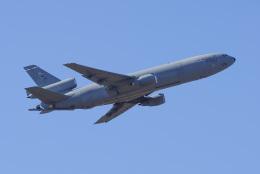 このはさんが、横田基地で撮影したアメリカ空軍 KC-10A Extender (DC-10-30CF)の航空フォト(飛行機 写真・画像)