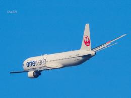 WAiRさんが、熊本空港で撮影した日本航空 767-346の航空フォト(飛行機 写真・画像)