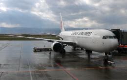CL&CLさんが、旭川空港で撮影した日本航空 767-346の航空フォト(飛行機 写真・画像)