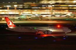 Souma2005さんが、羽田空港で撮影したターキッシュ・エアラインズ 787-9の航空フォト(飛行機 写真・画像)