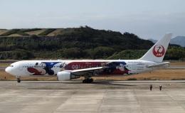 ✈︎Love♡ANA✈︎さんが、長崎空港で撮影した日本航空 767-346/ERの航空フォト(飛行機 写真・画像)