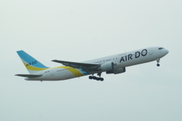 FRTさんが、函館空港で撮影したAIR DO 767-33A/ERの航空フォト(飛行機 写真・画像)