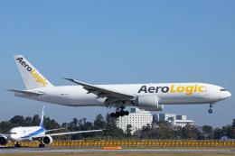 SGR RT 改さんが、成田国際空港で撮影したエアロ・ロジック 777-F6Nの航空フォト(飛行機 写真・画像)