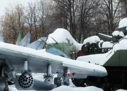 Smyth Newmanさんが、中央軍事博物館で撮影したソビエト空軍 Su-25の航空フォト(飛行機 写真・画像)