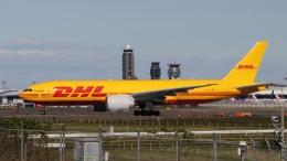 raichanさんが、成田国際空港で撮影したエアロ・ロジック 777-FZNの航空フォト(飛行機 写真・画像)