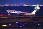 シグナス021さんが、羽田空港で撮影したAIR DO 767-33A/ERの航空フォト(飛行機 写真・画像)