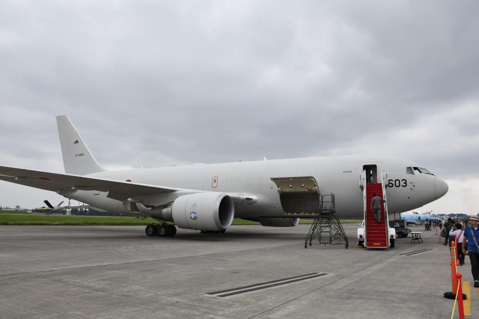 エルさんの航空自衛隊 Boeing 767-200 (97-3603) 航空フォト
