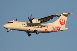 ドラパチさんが、伊丹空港で撮影した日本エアコミューター ATR-42-600の航空フォト(飛行機 写真・画像)