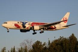 ドラパチさんが、伊丹空港で撮影した日本航空 767-346/ERの航空フォト(飛行機 写真・画像)