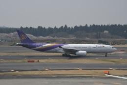 エルさんが、成田国際空港で撮影したタイ国際航空 A330-343Xの航空フォト(飛行機 写真・画像)