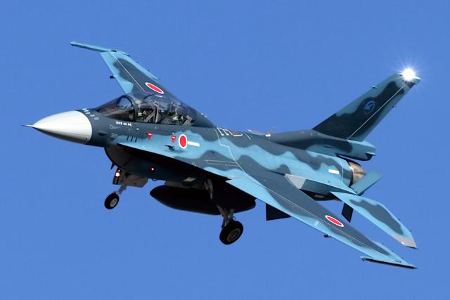 Hariboさんが、岐阜基地で撮影した航空自衛隊 F-2Bの航空フォト(飛行機 写真・画像)
