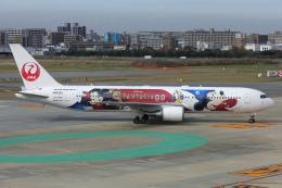 DBACKさんが、福岡空港で撮影した日本航空 767-346/ERの航空フォト(飛行機 写真・画像)