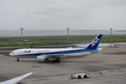 うめたろうさんが、羽田空港で撮影した全日空 777-281の航空フォト(飛行機 写真・画像)