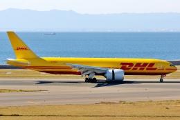 SKY TEAM B-6053さんが、中部国際空港で撮影したカリッタ エア 777-Fの航空フォト(飛行機 写真・画像)