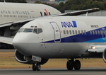 ふじいあきらさんが、伊丹空港で撮影したエアーニッポンネットワーク 737-5Y0の航空フォト(飛行機 写真・画像)