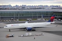安芸あすかさんが、羽田空港で撮影したデルタ航空 A330-941の航空フォト(飛行機 写真・画像)