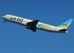 suke55さんが、羽田空港で撮影したAIR DO 767-33A/ERの航空フォト(飛行機 写真・画像)