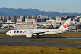 T.Sazenさんが、福岡空港で撮影した日本航空 777-246/ERの航空フォト(飛行機 写真・画像)