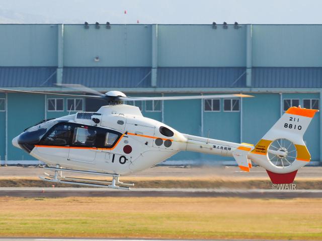 WAiRさんが、熊本空港で撮影した海上自衛隊 TH-135の航空フォト(飛行機 写真・画像)