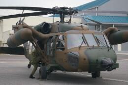 Smyth Newmanさんが、木更津飛行場で撮影した陸上自衛隊 UH-60JAの航空フォト(飛行機 写真・画像)