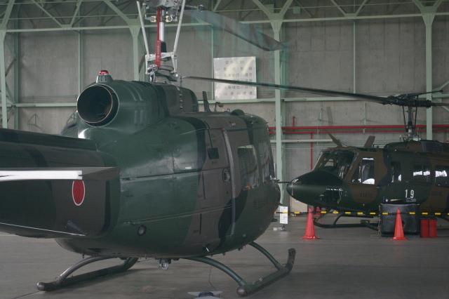 Smyth Newmanさんが、霞ヶ浦飛行場で撮影した陸上自衛隊 UH-1Hの航空フォト(飛行機 写真・画像)