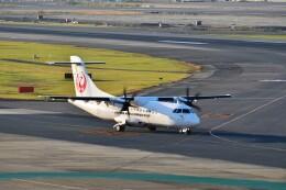 T.Sazenさんが、福岡空港で撮影した日本エアコミューター ATR-42-600の航空フォト(飛行機 写真・画像)