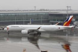 A350XWB-HNDさんが、羽田空港で撮影したフィリピン航空 A350-941の航空フォト(飛行機 写真・画像)