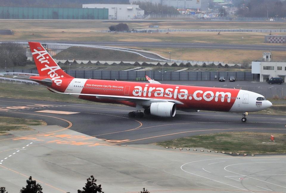 kan787allさんのタイ・エアアジア・エックス Airbus A330-900 (HS-XJA) 航空フォト