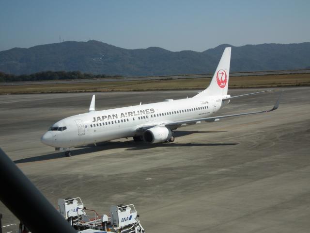 岡山空港 - Okayama Airport [OKJ/RJOB]で撮影された岡山空港 - Okayama Airport [OKJ/RJOB]の航空機写真(フォト・画像)