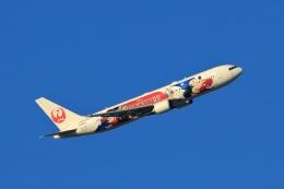 レンタくんさんが、羽田空港で撮影した日本航空 767-346/ERの航空フォト(飛行機 写真・画像)