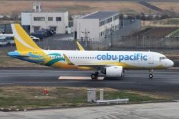 kan787allさんが、成田国際空港で撮影したセブパシフィック航空 A320-271Nの航空フォト(飛行機 写真・画像)