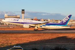 A.Tさんが、伊丹空港で撮影した全日空 777-281/ERの航空フォト(飛行機 写真・画像)