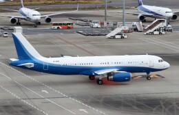 ハム太郎。さんが、羽田空港で撮影した金鹿航空 A320-232 CJ Prestigeの航空フォト(飛行機 写真・画像)