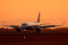 Zakiyamaさんが、熊本空港で撮影した全日空 A320-271Nの航空フォト(飛行機 写真・画像)