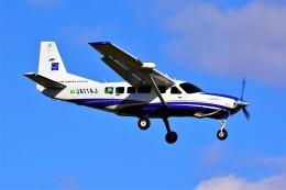 hidetsuguさんが、札幌飛行場で撮影したアジア航測 208A Caravan 675の航空フォト(飛行機 写真・画像)