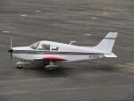 F.YUKIHIDEさんが、岡南飛行場で撮影した日本個人所有 PA-28-140 Cherokeeの航空フォト(飛行機 写真・画像)