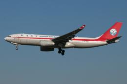じゃがさんが、成田国際空港で撮影した四川航空 A330-243Fの航空フォト(飛行機 写真・画像)