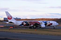 にしやんさんが、新千歳空港で撮影した日本航空 767-346/ERの航空フォト(飛行機 写真・画像)