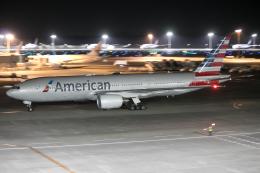 じゃがさんが、成田国際空港で撮影したアメリカン航空 777-223/ERの航空フォト(飛行機 写真・画像)