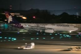 じゃがさんが、成田国際空港で撮影したハワイアン航空 A330-243の航空フォト(飛行機 写真・画像)