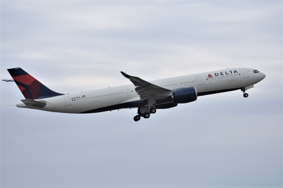 MSN/PFさんのデルタ航空 Airbus A330-900 (N407DX) 航空フォト