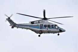 MSN/PFさんが、中部国際空港で撮影した海上保安庁 AW139の航空フォト(飛行機 写真・画像)