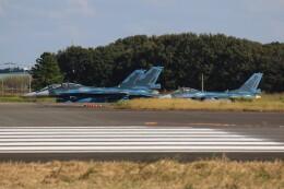 メンチカツさんが、茨城空港で撮影した航空自衛隊 F-2Aの航空フォト(飛行機 写真・画像)