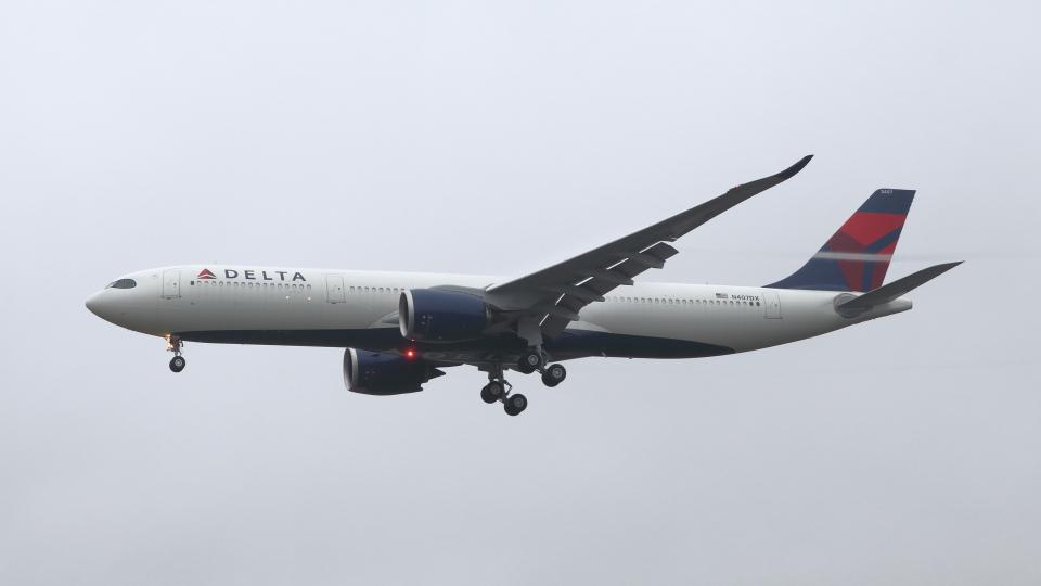 raichanさんのデルタ航空 Airbus A330-900 (N407DX) 航空フォト