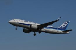 turenoアカクロさんが、高松空港で撮影した全日空 A320-271Nの航空フォト(飛行機 写真・画像)