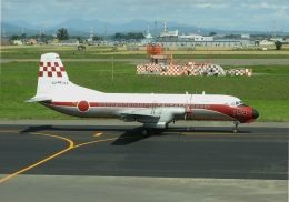 tetuさんが、札幌飛行場で撮影した航空自衛隊 YS-11-105FCの航空フォト(飛行機 写真・画像)