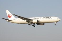 BOEING737MAX-8さんが、成田国際空港で撮影した日本航空 767-346/ERの航空フォト(飛行機 写真・画像)