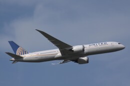 Mr.boneさんが、成田国際空港で撮影したユナイテッド航空 787-9の航空フォト(飛行機 写真・画像)
